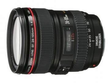 canon ef 24-105mm camera lens
