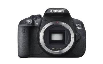 Canon EOS 700D DSLR Camera