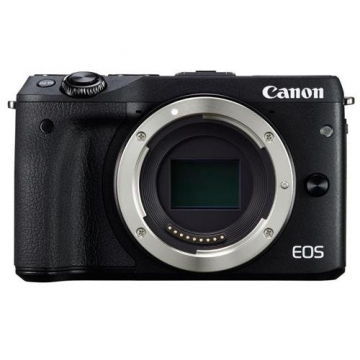 canon eos m3 mirrorless vlog camera