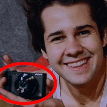 David Dobrik´s Camera