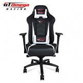 GT Omega PRO XL Chair Black and White