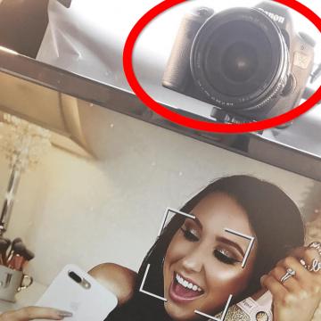 Jaclyn Hill´s Camera
