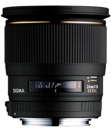 Sigma 24mm f/1.8 Lens