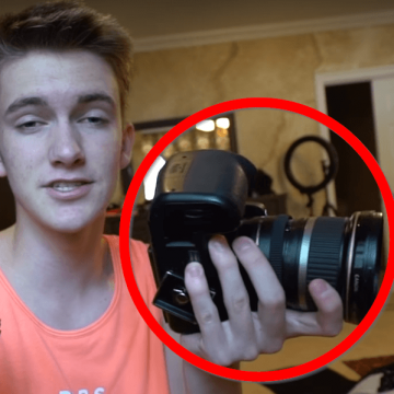 Tanner Braungardt S Camera Gear 2018 📷 Influencer Equipment